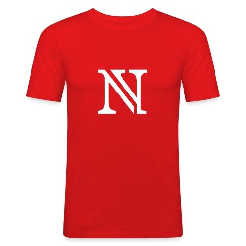 N allein klein - Männer Slim Fit T-Shirt