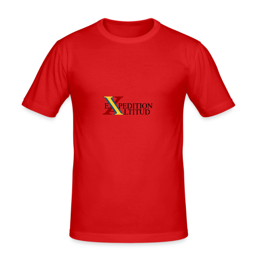 Expedition Altitud - Slim Fit T-shirt herr
