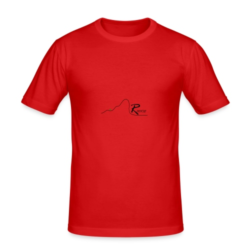 Rookie - Slim Fit T-skjorte for menn
