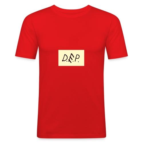 D.E.P Productions - Men's Slim Fit T-Shirt