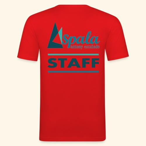 ASPALA - Staff - T-shirt près du corps Homme