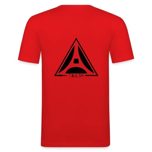 logo TMASK - T-shirt près du corps Homme