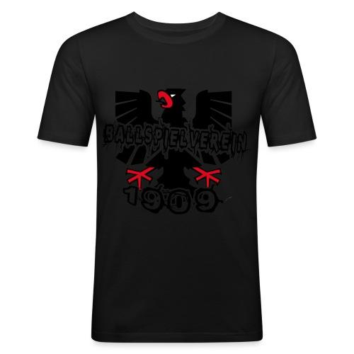wappen1909 - Männer Slim Fit T-Shirt