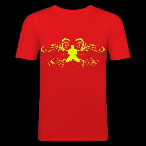 MTS92 TRIBAL POWER - T-shirt près du corps Homme