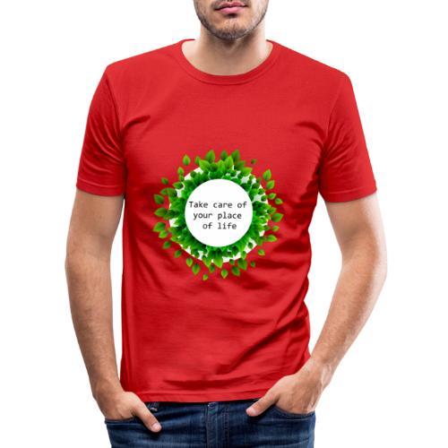 Ambiente - Camiseta ajustada hombre