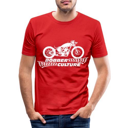 Bobber Culture - Camiseta ajustada hombre