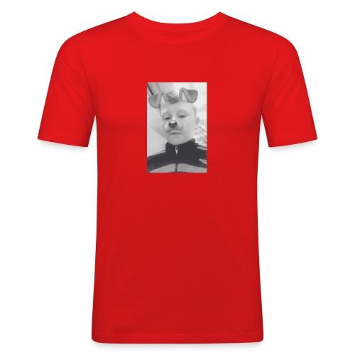 Streetwear - Men's Slim Fit T-Shirt