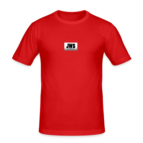 JWS - Men's Slim Fit T-Shirt