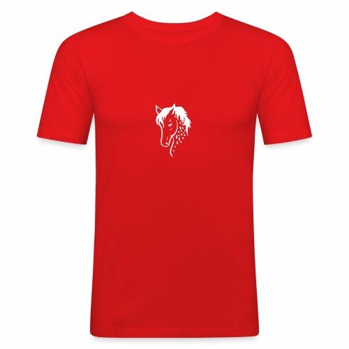 Mark Stuiver - Mannen slim fit T-shirt