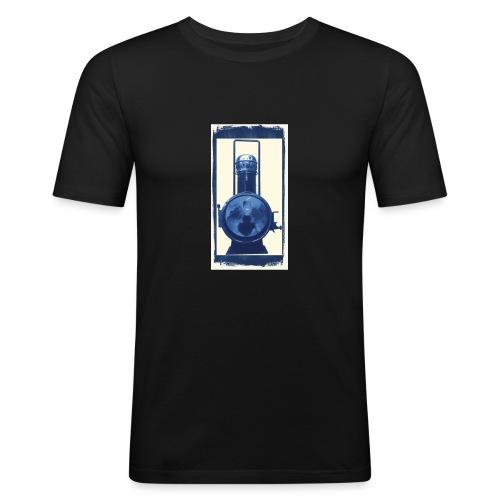 Lok Lantern - Miesten tyköistuva t-paita