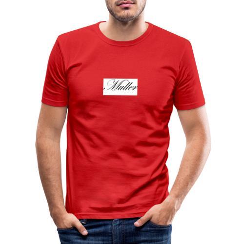 13F68CFC C05D 4D11 AF05 388455735CB2 - Herre Slim Fit T-Shirt