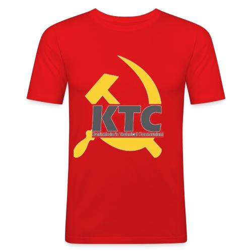 kto communism shirt - Slim Fit T-shirt herr