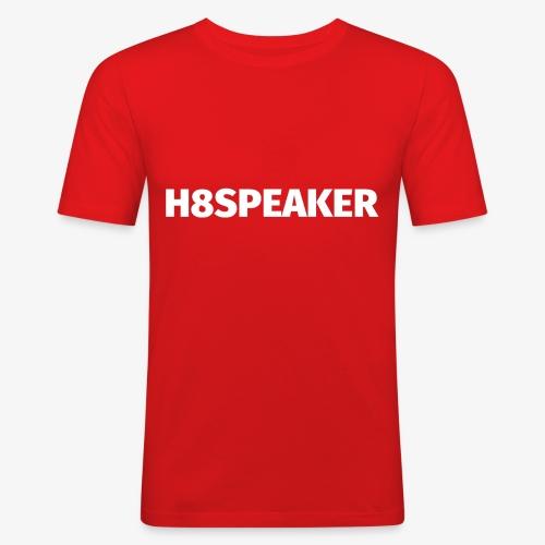 H8SPEAKER - Men's Slim Fit T-Shirt