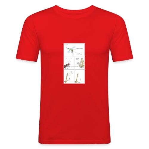 prueba prueba prueba prueba prueba prueba - Camiseta ajustada hombre