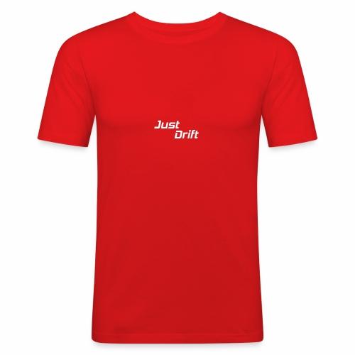 Just Drift Design - Mannen slim fit T-shirt