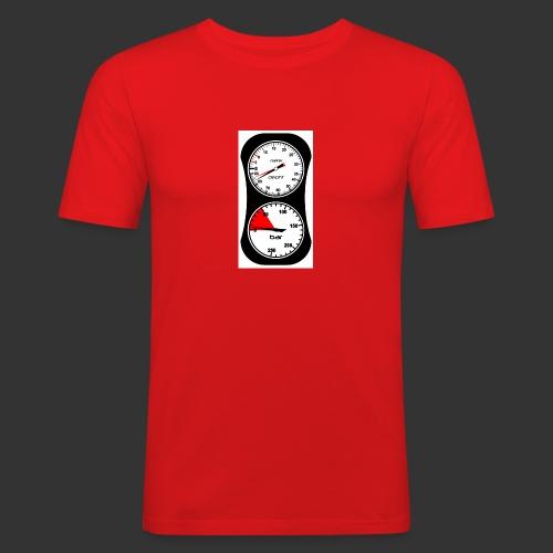 Final Look - Männer Slim Fit T-Shirt