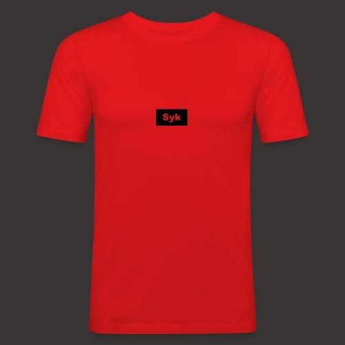 Syk - Men's Slim Fit T-Shirt