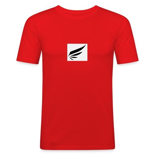 logo clothing - Men's Slim Fit T-Shirt