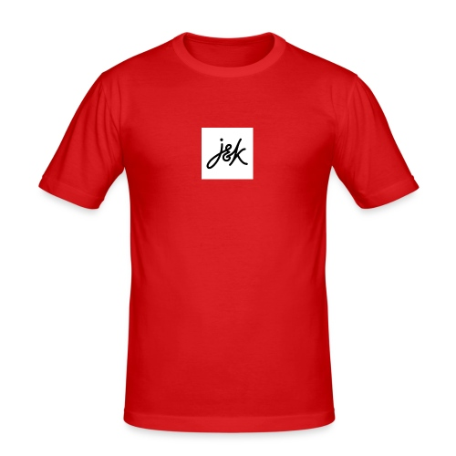 J K - Men's Slim Fit T-Shirt