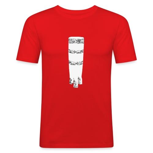 ngoma - Männer Slim Fit T-Shirt