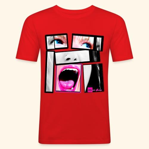 expo26b2 Unbreakable - T-shirt près du corps Homme