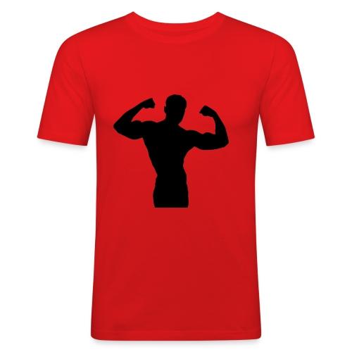 Musculation - T-shirt près du corps Homme