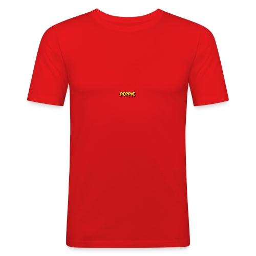 PEPPIE - Sweater - Mannen slim fit T-shirt