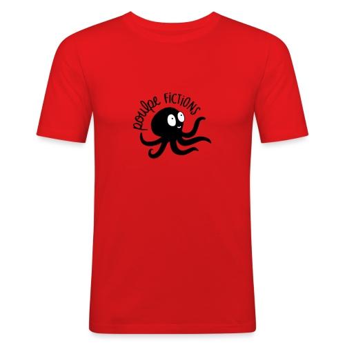 POULPE FICTION - T-shirt près du corps Homme