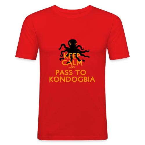 Keep Calm Kondogbia - T-shirt près du corps Homme