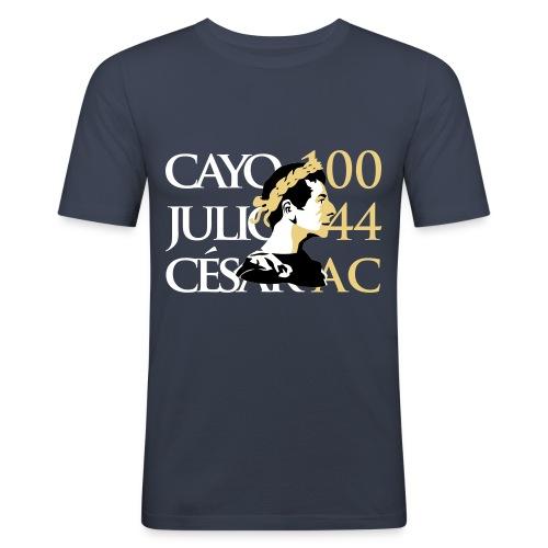 cesar2 - Camiseta ajustada hombre