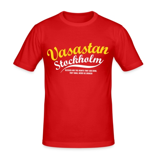 vasa stock3 - Slim Fit T-shirt herr
