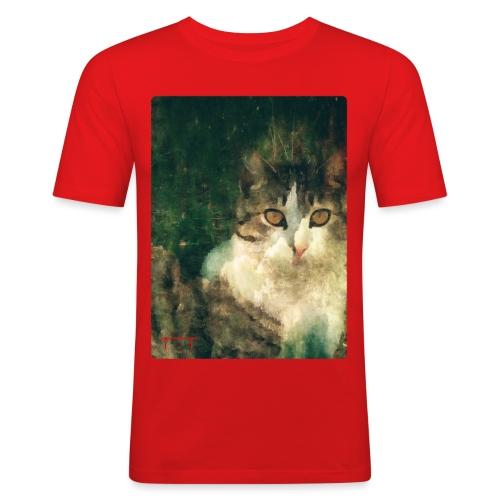 № 18 [ingenium] - Men's Slim Fit T-Shirt