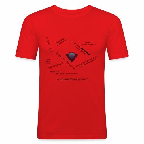 TJS TS - Men's Slim Fit T-Shirt