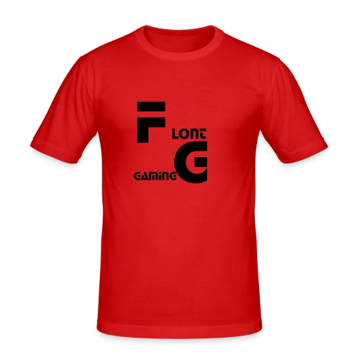 Flont Gaming merchandise - slim fit T-shirt