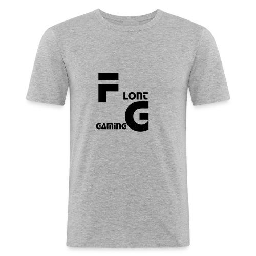 Flont Gaming merchandise - slim fit T-shirt
