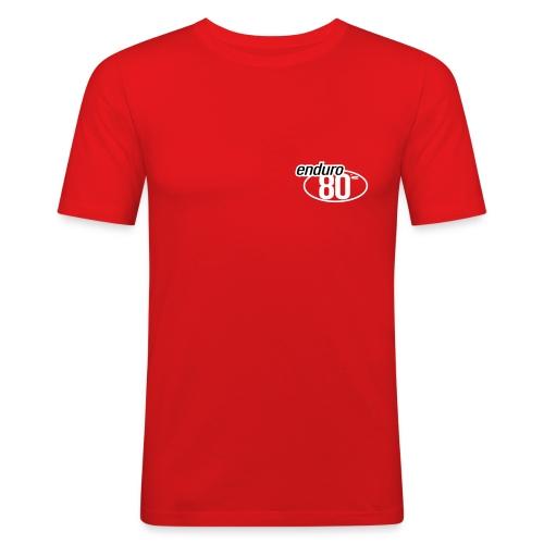 enduro 802c - T-shirt près du corps Homme