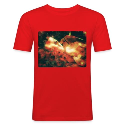№ 3 [somnium] - Men's Slim Fit T-Shirt