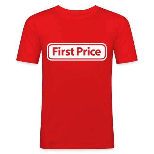 First Price - Slim Fit T-skjorte for menn