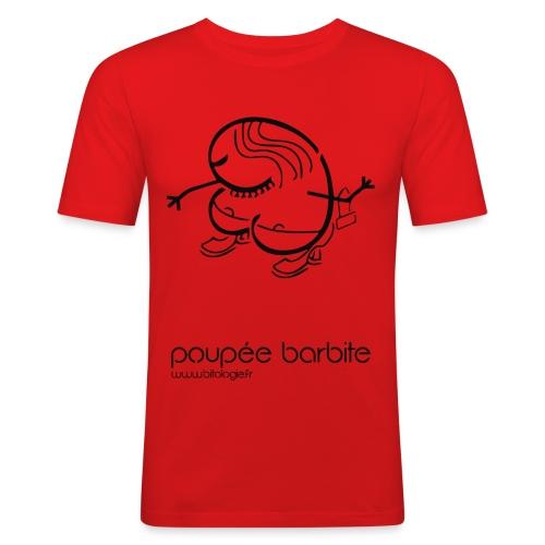 POUPEE BARBITE - T-shirt près du corps Homme