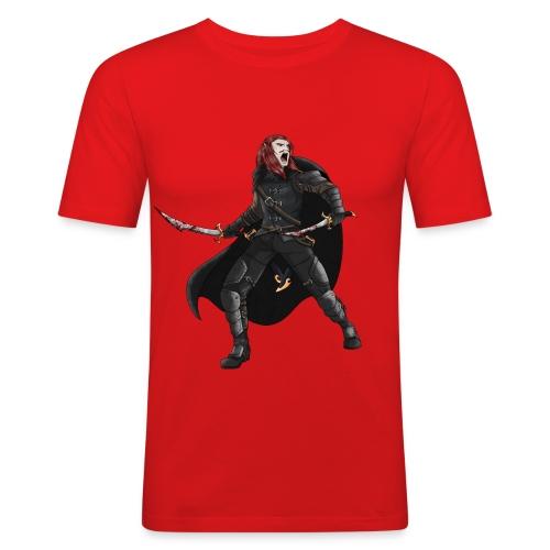 Warrior Elf - T-shirt près du corps Homme