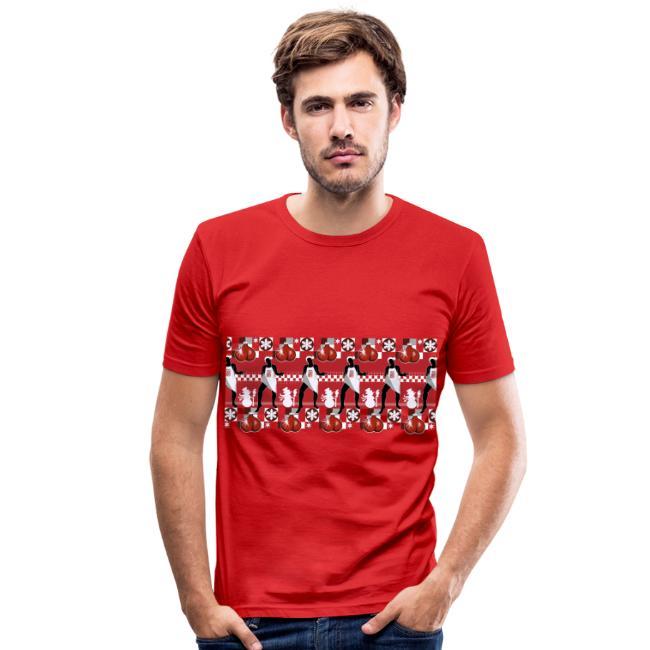 Motif Noël J'ai les boules (sans texte)