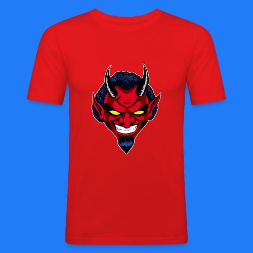 DEMON HEAD by Agill - T-shirt près du corps Homme