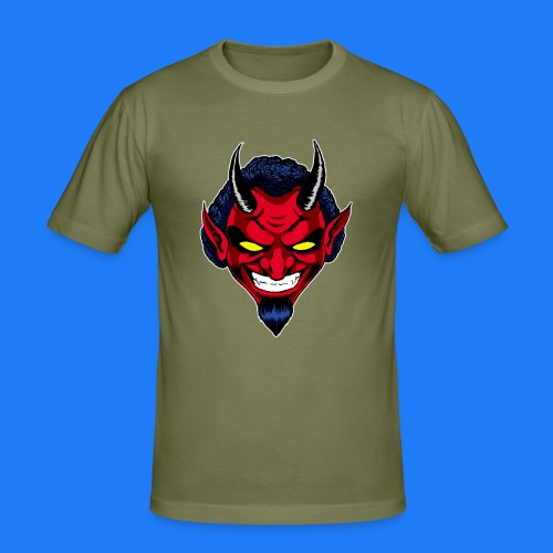 DEMON HEAD by Agill - T-shirt près du corps Homme