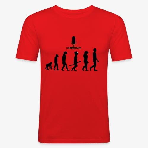 Evolution - Men's Slim Fit T-Shirt