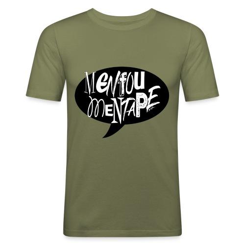 La bulle MENFOUMENTAPE by Alice Kara - T-shirt près du corps Homme