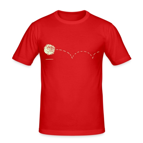 Tumbleweed - Slim Fit T-shirt herr