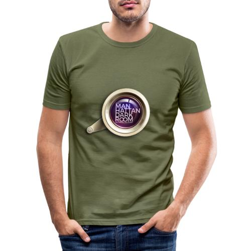 THE MANHATTAN DARKROOM OBJECTIF 2 - T-shirt près du corps Homme