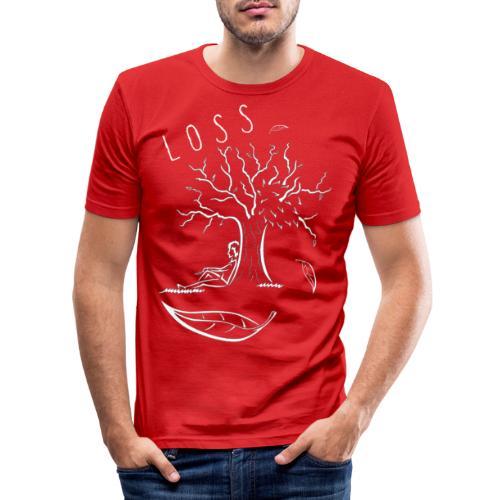 LOSS - Camiseta ajustada hombre