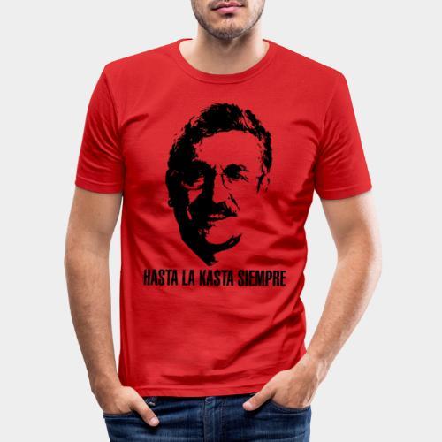 HASTA LA KASTA - Maglietta aderente da uomo
