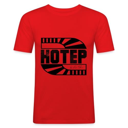 hotep logo png - T-shirt près du corps Homme